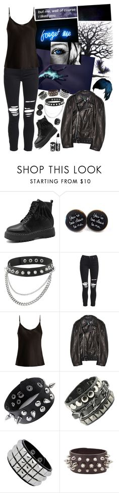 """Thalia Grace, cabin 1"" by swagness-chase ❤ liked on Polyvore featuring AMIRI, La Perla and Vetements"