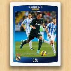 Real Madrid Collections - Özil