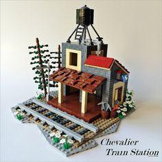Chevalier train station | Flickr - Photo Sharing!