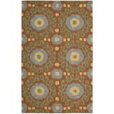Rug for the guest bedroom.  (see the Simone pin for drape and pillow fabric)