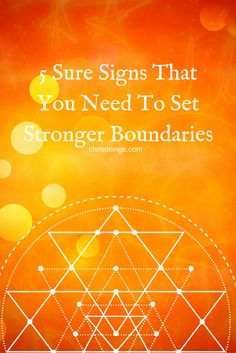 5 Sure Signs You Need To Set Stronger Boundaries