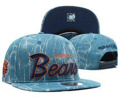 NFL Chicago Bears Snapback Hat (23) , for sale  $5.9 - www.hatsmalls.com