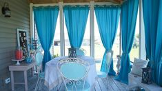 Screened Porch Reveal - White Lace Cottage