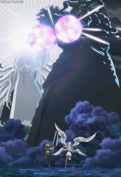 Ps Wallpaper, Naruto Wallpaper, Seven Deadly Sins Anime, 7 Deadly Sins, Sailor Moon Girls, Meliodas And Elizabeth, Cool Anime Pictures, 7 Sins, Seven Deady Sins