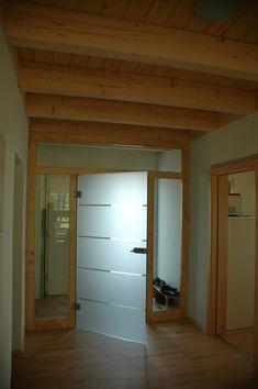 Innenausbau Haus, Innenausbau Ideen, Innenausbau Modern, Innenausbau Stylisch, Innenausbau Windfang, Glastür