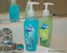Giveaway: Free Dial Deep Cleansing Hand Soap Coupons (5 Winners)