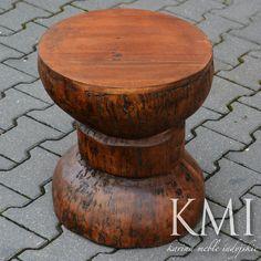 Karina #mebleindyjskie http://karinameble.pl/   Oryginalny stoli wykonany z jednego kawałka egzotycznego drewna . Jego nieprzecietny wygląd podkreśli indywidualny charakter wnętrza, będzie świetnie wyglądał w salonie, w przedpokoju lub w innym pomieszczeniu o niebanalnym dizajnie.