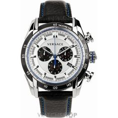 Men's Versace V-Ray Chronograph Watch