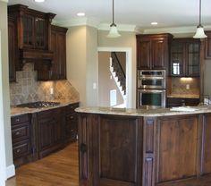 Kitchen Design Ideas #countertop