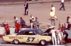 Milwaukee  64 Mercury @ Milwaukee 1965