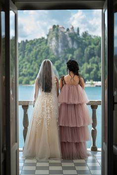 Photographer: UTB Photography  | Event Venue: Bled Castle | Event Planner: Da Petra | Bridal Designer: Jocelyn Dungca | Submitted via Two Bright Lights Church Wedding, Fall Wedding, Dream Wedding, Wedding Locations, Wedding Venues, Wedding Planning Boards, Bridal Gowns, Wedding Dresses, Mom And Sister