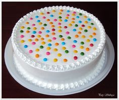 http://patyshibuya.com.br/ Bolo Decorado by Paty Shibuya Decorated Cake by Paty Shibuya