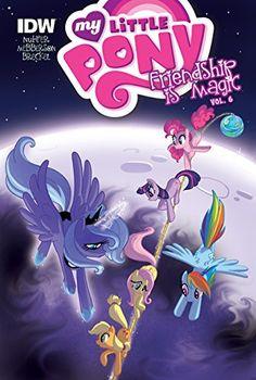 My Little Pony: Friendship Is Magic: Vol. 6 @ niftywarehouse.com