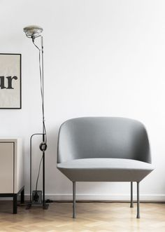 Oslo chair from Muuto.