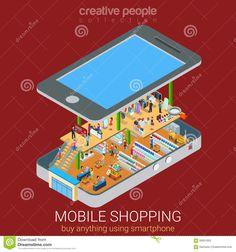 Un complejo comercial que cabe en la palma de la mano de clientes y proveedores para tener acceso a productos y servicios desde cualquier lugar y con total facilidad y comodidad.
