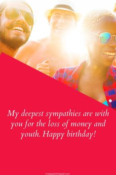 Sarcastic quirky birthday wishes messages for your friends. Wish them happy birthday a bit quirky mirky. Witty Birthday Wishes, Sarcastic Birthday, Birthday Quotes For Best Friend, Happy Birthday Quotes, Birthday Messages, Message For Best Friend, You Are My Friend, Dear Friend, Deepest Sympathy