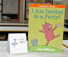 More Mo Willems, Oceans, and Thanksgiving!