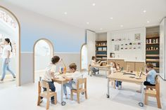 NUBO playground by PAL Design, Sydney – Australia » Retail Design Blog