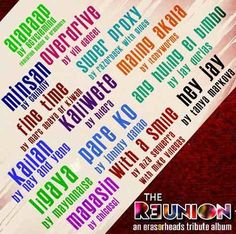 The Reunion:Eraserheads Tribute