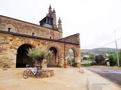 Church in Salas de los Barrios, Ponferrada.  http://www.cyclefiesta.com/cycling-holidays/camino.htm