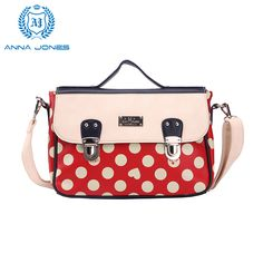 $9.09 (Buy here: https://alitems.com/g/1e8d114494ebda23ff8b16525dc3e8/?i=5&ulp=https%3A%2F%2Fwww.aliexpress.com%2Fitem%2FANNA-JONES-2016-small-mini-handbag-Message-bag-cross-body-bag-for-women-handbags-online-shopping%2F32724851440.html ) ANNA JONES 2017 handbag Message bag cross body bag for women handbags online shopping     LT1008Q Dot  ladies handbags for just $9.09