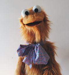 Duck face. #puppet