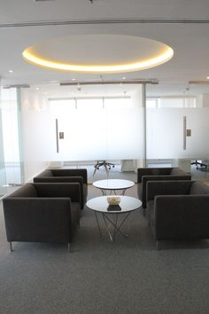 corporate office - Lounge