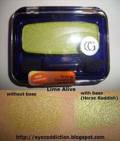 Cover Girl Lime Alive, va va va voom!