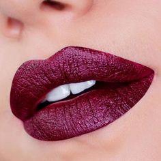 @lipsonfire_ showing us this lips using @anastasiabeverlyhills & @norvina Liquid #Lipstick in Sad Girl. This definitely is not one sad lip. #makeup