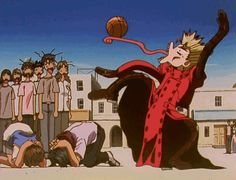 Trigun The Movie GIFs - Find & Share on GIPHY