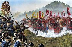 Historical Warrior Illustration Series Part IV