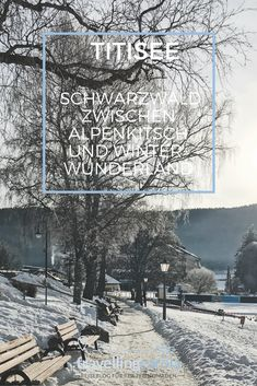 Titisee, Schwarzwald, Langlauf, Winterwunderland Kitsch, Glamping, Seen, Holiday, Outdoor, Europe, Long Distance, Campsite, Tourism