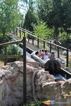 10/10 | Photo de l'attraction Cheyenne River située à La Mer de Sable (France). Plus d'information sur notre site http://www.e-coasters.com !! Tous les meilleurs Parcs d'Attractions sur un seul site web !!