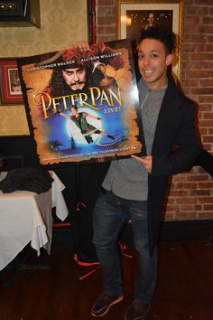 Peter Pan cast party! Peter Pan Cast, Peter Pan Live, Broadway Shows, Singing, It Cast, Party, Receptions, Parties