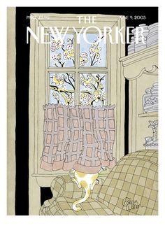 Copertina - The New Yorker - 9 giugno 2003 (Gahan Wilson)