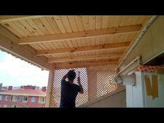 teras kapatma modelleri ve resimleri Science And Technology, Pergola, Outdoor Structures, Outdoor Decor, Youtube, Arbors, Youtube Movies