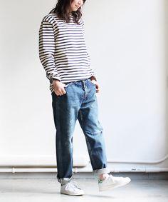 stripes, denim, stan smith