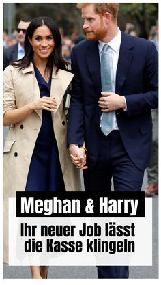 Es gibt Neuigkeiten von Herzogin Meghan und Prinz Harry. Das Paar hat sich nun einen neuen äußert lukrativen Job geangelt. Serena Williams, Oprah Winfrey, Michelle Obama, Adele, Prinz Charles, Neuer Job, Prinz Harry, Jackets, Fashion