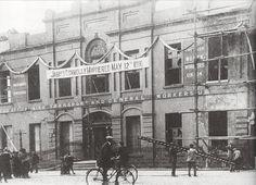 Ireland 1916, Dublin Ireland, General Worker, Dublin Street, Old Photos, War, Antique Photos, Old Pictures, Vintage Photos