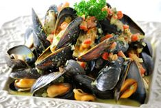PEI Mussel Recipes - Island Gold Cultured Blue Mussel Recipes - Prince Edward Aqua Farms