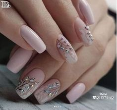 The winter season is ideal to be inventive with winter nail art styles. whereas several people love the cosiness of staying in on a chilly winter's night, that doesn't mean to go away your nails behin Winter Nail Designs, Winter Nail Art, Winter Nails, Summer Nails, Nail Art Designs, Nails Design, Spring Nails, Fabulous Nails, Perfect Nails