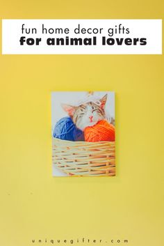 These Are Super Fun Home Decor Gifts For Animal Lovers My Favorite Is 10