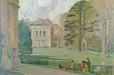 Historic painting bought for Gunnersbury Park as work continues to restore faded glamour - Get West London