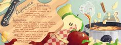 Erica Eppert - Aromatic Applesauce
