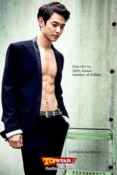 Choi Min-Ho ( 최민호) of SHINee