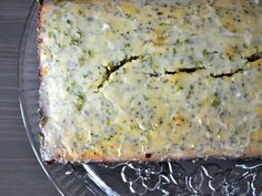 glazed key lime poppy seed bread quickbread