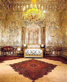 Golestan Palace, Tehran Iran #irantravelingcenter #mustseeiran #iranvisa #iranhotels