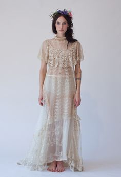 Stone Fox Bride - Spring 2013 #weddinggown