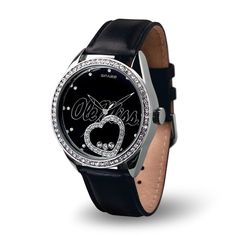 Mississippi Rebels NCAA Beat Series Womens Watch