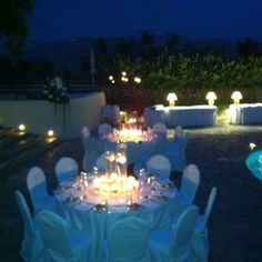 Wedding by a pool in Sorrento